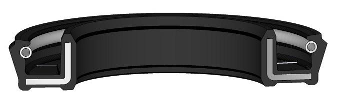 Simmerringe 45x60x7 Wellendichtungen Dichtungsringe Radialwellendichtring 1 Pcs Wellendichtring AO 45mm x 60mm x 7mm Radial Metrisch /Öl dichtring aus FPM