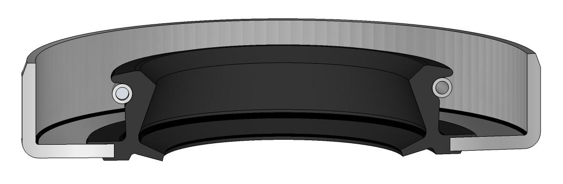 1x Wellendichtringe Simmerringe Wellendichtungen Dichtungsringe NBR 20x30x8mm